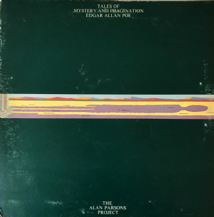 Alan Parsons Project (The) ‎- Tales Of Mystery And Imagination (LP) (VG+/G-VG)